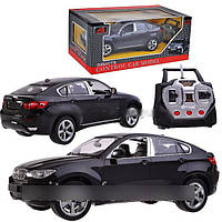 Машина радиоуправляемая 9828-3A BMW X6 (черная)