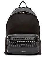 Женский рюкзак из канваса на 17 л. Givenchy MCM1-804A, черный