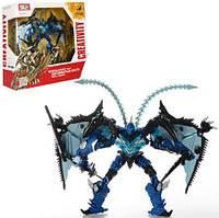 Трансформер J8020 робот+динозавр
