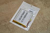 Универсальный аккумулятор для планшетов 3.7V 87х77х3 3000mAh