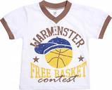Детская футболочка на мальчика Basket (2-6 лет), фото 4