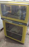 Печь конвекционная Unox XF195+Расстоечный шкаф Unox XL195 б/у