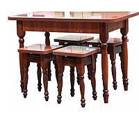 Комплект стол с табуретами Мебель-Сервис