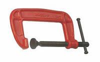 Струбцина С-образная для кузовных работ L=100 мм Baum 209-4