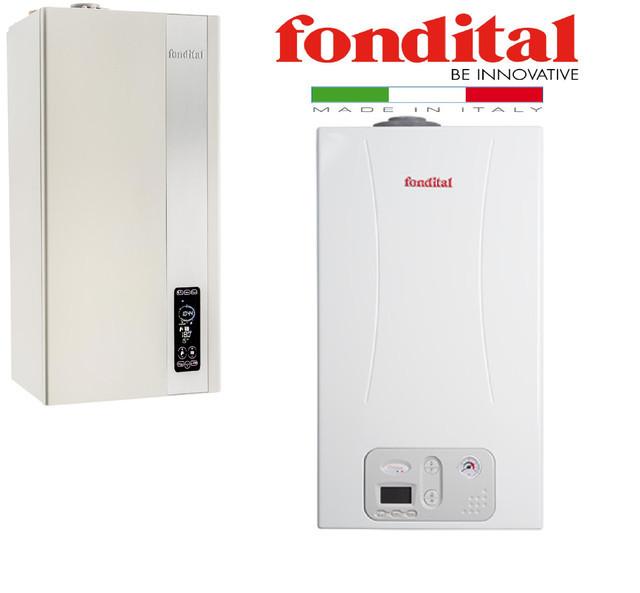 Газовые настенные котлы FONDITAL (Италия)