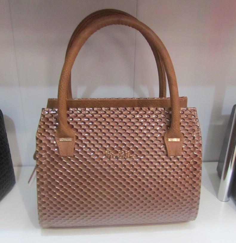 3973c45b21e0 Коричневая женская сумка маленького размера - Интернет-магазин