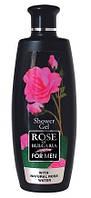 Шампунь и гель для душа 2 в 1 для мужчин Роза Болгарии «ROSE OF BULGARIA»  Объем: 330 мл.