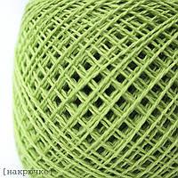 Ярослав хлопок цвет №80 весенняя зелень