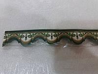 Бордюр обойный 2 см (зеленые)