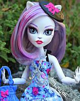 Кукла Monster High Катрин Де Мяу (Catrine DeMew) Кораблекрушение Монстер Хай Школа монстров