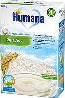 Молочная каша Humana Рисовая 200 г