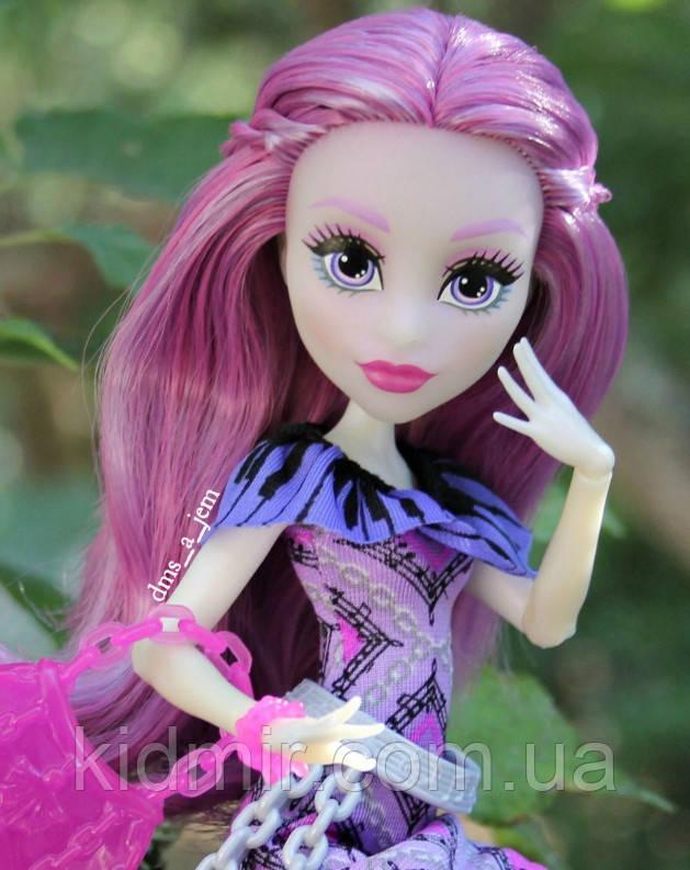 Лялька Monster High Арі Хантінгтон (Ari Huntington) Перший день у школі Монстер Хай Школа монстрів