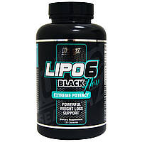 Nutrex Research Labs, Lipo6, Black, Hers, Extreme Potency, 120 Capsules