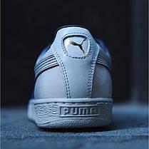 Мужские кроссовки Puma Basket Classic LFS 354367-17, Пума Баскет Класик, фото 3