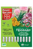 Инсектицидные палочки Провадо (Bayer Garden) 10шт*2г !! УЦЕНКА !! - защита декоративных растений от вредителей