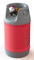 Композитный газовый баллон HPC Research объемом 24,5 литра (10,5 кг)
