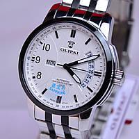 Мужские наручные часы OLIPAI JT7011 сапфир,механика с автоподзаводом