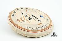 Чай Белый Пуэр Лао Бай Ча - Гуан Лин Фу, Выдержка 16 лет, фото 1