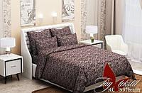 Постельное белье.1,5-спальный комплект постельного белья. Постель для дом. Комплект постельного белья.