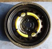 Диск запасного колеса (докатка) 195/80 R17 106P 6.5J  ET40  5x120x65.1VWTouareg2002-20107L6601027B