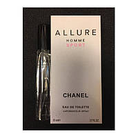 Мини парфюм Chanel Allure Homme Sport 20 ml