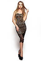 Платье гипюровое Фрея