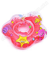 Круг MS 0128 для купания детей, на липучке и застежке