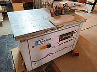 Кромкооблицовочный станок Brandt KTD72 б/у для поклейки кромки на прямые и фигурные детали (2001)