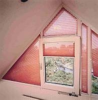 Штора-Плиссе,трёхугольник