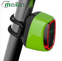 Велосипедний ліхтар Meilan X6 Smart задня фара габарит