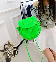 Маленькая сумка Зеленая