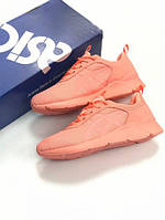Женские кроссовки Asics Kayano Runner Peach Amber оранжевые