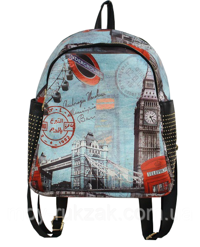 "Молодежный рюкзак ZIBI ""Fashion TRAVEL"" ZB16.0651TL арт. 525102"