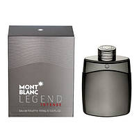 Мужская туалетная вода Legend Intense Mont Blanc (Легенда Интенс Монблан) - пряный теплый аромат!