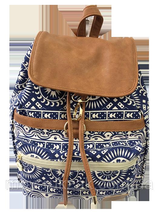 "Молодежный рюкзак ZIBI ""Baggy DECOR"" ZB16.0669DR арт. 525120"