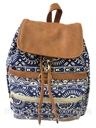 "Молодежный рюкзак ZIBI ""Baggy DECOR"" ZB16.0669DR арт. 525120, фото 2"