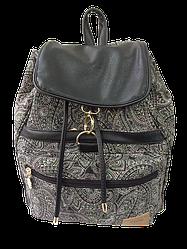 "Молодежный рюкзак ZIBI ""Baggy DARK PAISLEY"" ZB16.0671DP арт. 525122"