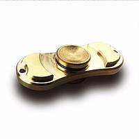 Спиннер золотой алюминиевый Антистресс