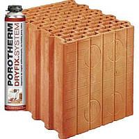 Керамический блок Porotherm 30 K Dryfix