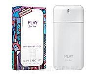Женская парфюмирпованная вода Givenchy Play for Her – Arty Color Edition (Живанши Плэй Фо Хё Арти Колор Эдишн)