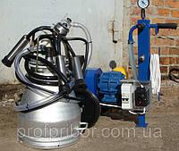 Доильный аппарат АИД 2 сухой, доильные установки, доильный вакуумный насос