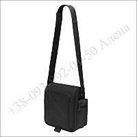 Тактическая сумка, городская барсетка для военных, полиции черная