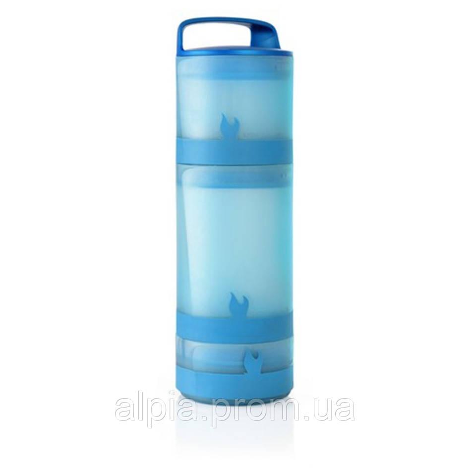 Набор контейнеров Light My Fire Add-a-Twist blue/haze (LMF 43473710)