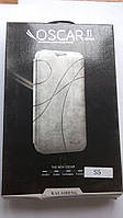 Чохол OSCAR KLD Samsung S5 чехол (білий), фото 1