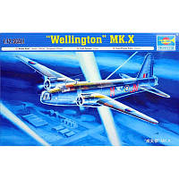 Английский самолет Vickers Wellington Mk. X (код 200-266066)