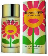Женская туалетная вода Clinique Happy Summer Spray 2013 (Клиник Хеппи Саммер Спрей 2013)