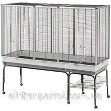Ferplast Клетка-вольер для птиц Espace 160 + подставка