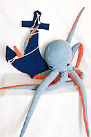 """Подушка-игрушка """"Осьминог"""", фото 1"""
