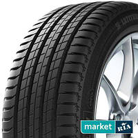 Летние шины Michelin Latitude Sport LS3 (255/60R18 112V)