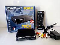 Ресивер цифрового телевидения World Vision T60M DVB-T2